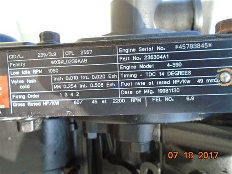 engine cummins   engine complete reman esn