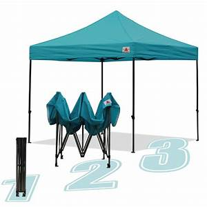 AbcCanopy 10x10 King Kong Turquoise Canopy Instant Shelter