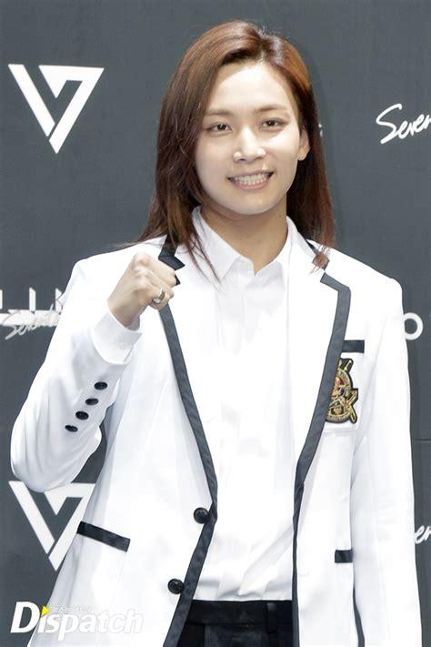 seventeen jeonghans drastic hair   debut