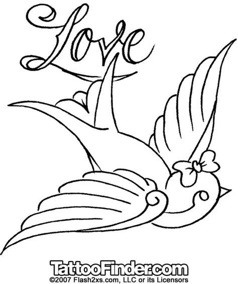 tattoo stencils sparrow stencils pictures inked