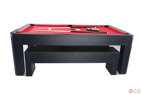 ping pong table accessories park avenue multi game 7 ft pool table bench ping pong