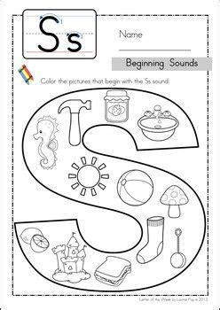 phonics letter of the week s phonics ss and school