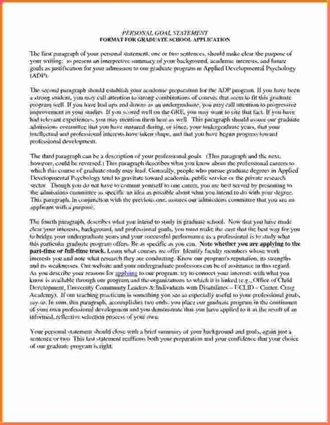 graduate school admission essay sles 28 images