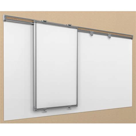 Shower Board Whiteboard - best rite 6 sliding track system w 1 hanging panel