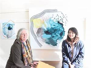 Artistic Powell River duo share family bond