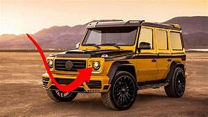 Launched   Mercedes Benz G Class Wide Body Kit