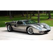 Awesome Silver Ford GT Ultimate Super Cars  Luxury Car