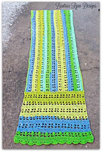 Shawl Irish Pattern Crochet Pub Beatriceryandesigns Ravelry