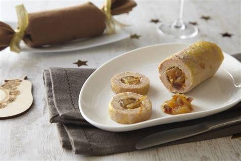 cours de cuisine gastronomique lyon recette de ballotines de foie gras au chutney de poire facile