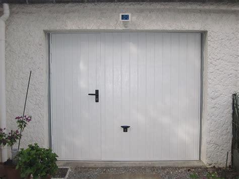 porte de garage boreal ouvertures le hezo vannes 56