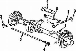 Gmc C1500 Steering Tie Rod End Adjusting Sleeve  4wd  All