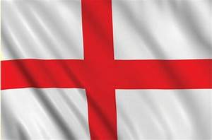 St George Cross England Flag 3 feet x 5 feet Party Wizard