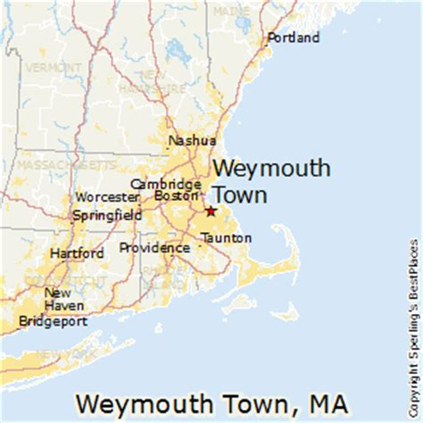 places    weymouth town massachusetts