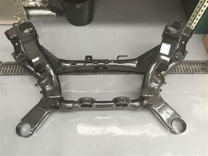Jaguar S-type Rear Suspension Subframe Carrier