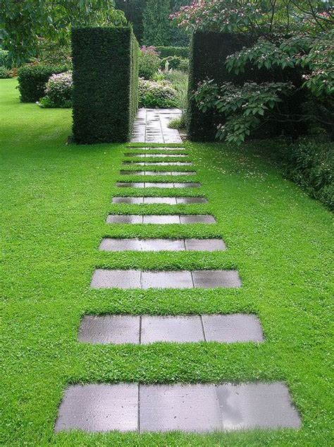 garden path paving ideas formal landscape designed lawn path very well done clean and elegant in birmingham al we