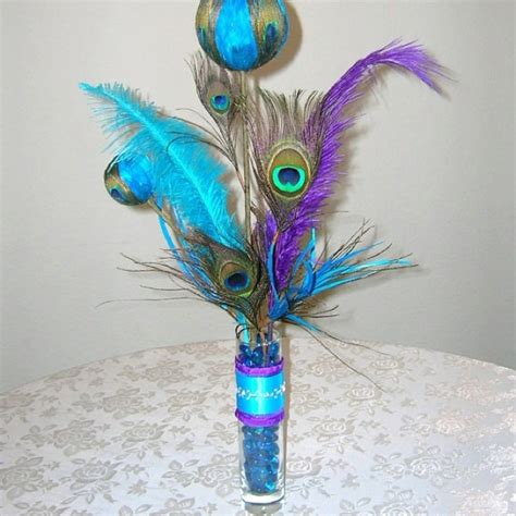 buy sweet 16 centerpiece peacock 79 best images about peacock theme on peacocks