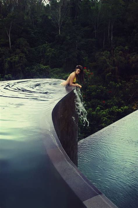 hanging infinity pools in bali 11 most amazing swimming pools you must see