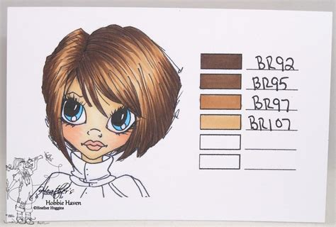 1000+ Images About Copic Marker Charts On Pinterest