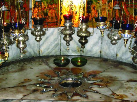 church   nativity  bethlehem israel saint marys