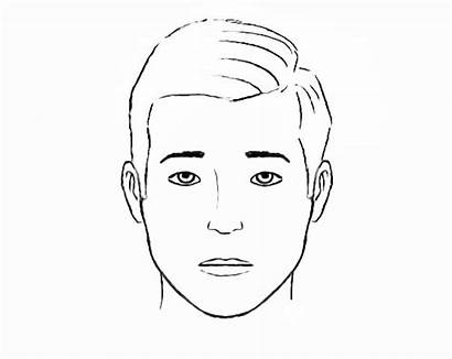 Face Draw Faces Drawing Beginners Step Drawn