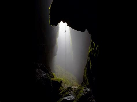 the cave and the light cave of swallows the largest cave shaft in the world
