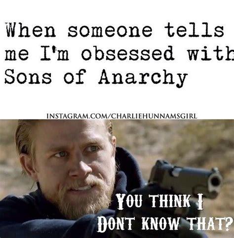 Soa Meme - sons of anarchy meme think idk that on bingememe