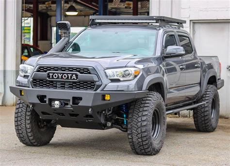 Toyota Tacoma Road by Attention Grabber 2016 Toyota Tacoma Trd Built For