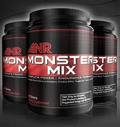 Monster Mix: Protein Powder for Lean Muscle   Buy 3, Get 1