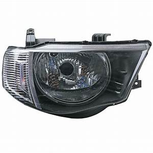 New Front Right Clear Headlight Lamp For Mitsubishi Triton