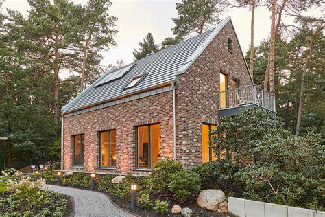 Moderne Klinkerhäuser by Fertighaus Modell Kaiserberg Exklusives Einfamilienhaus