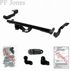 Towbar For Citroen C4 Grand Picasso  7 Seats  2007