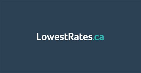 find  lowest rates    lowestratesca