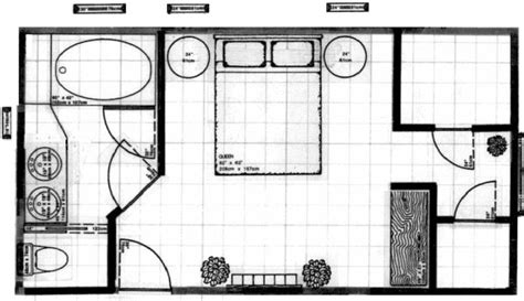 Master Bedroom Plans With Bath by Best 12 Bathroom Layout Design Ideas Master Bed And Bath