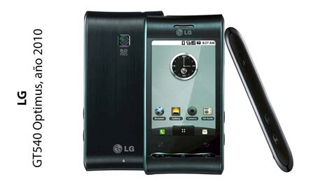 lg mobile phones history 2002 2014