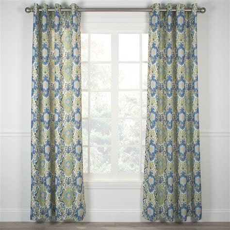 Grommet Top Drapes - tuscany grommet top curtain panel