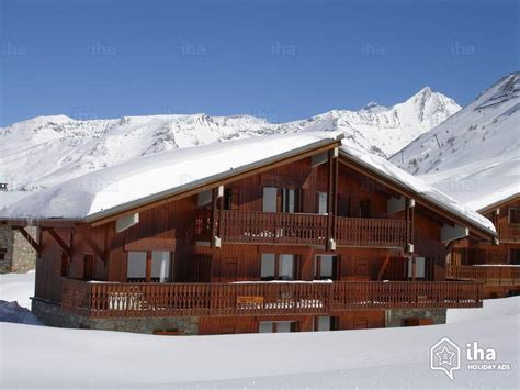 tignes val claret rentals in a chalet for your vacations with iha