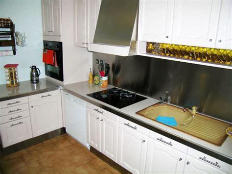 plaque protection murale cuisine plaque murale inox cuisine veglix com les dernières idées de design et intéressantes à