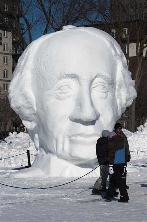 awesome snow sculptures art xcitefunnet