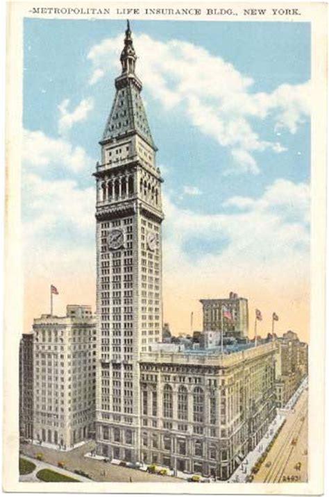 york architecture images metropolitan life insurance