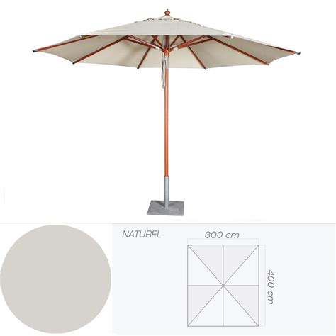 Parasol Rectangulaire Inclinable by Parasol Rectangulaire Inclinable