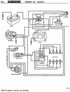 Diagram  1965 T Bird Wiring Diagram Turn Signals Full