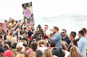 Harry and Meghan return to Sydney and head to Bondi Beach ...