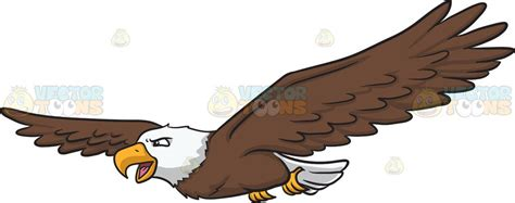 Free Download Best Cartoon Eagle