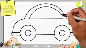 Auto Sitzkissen Kinder : auto zeichnen lernen einfach schritt f r schritt f r anf nger kinder 8 youtube ~ Avissmed.com Haus und Dekorationen