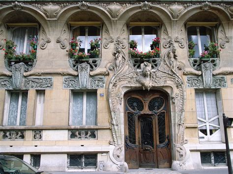 Great Art Nouveau In Paris