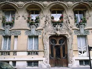 Art Nouveau Architecture : great art nouveau in paris paris attitude paris travel ~ Melissatoandfro.com Idées de Décoration
