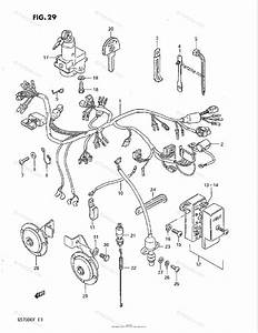 Diagram  Yamaha Wiring Diagram Moto 4 1985 Full Version