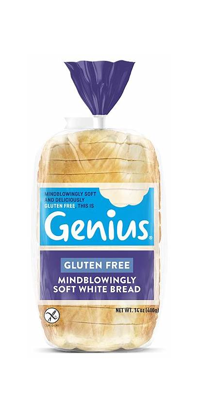 Bread Genius Taste Close Sliced Gluten