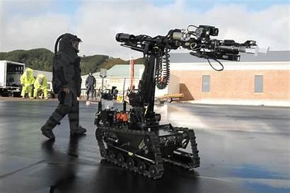 Military Robot Robots Army Defense Robotics Battle
