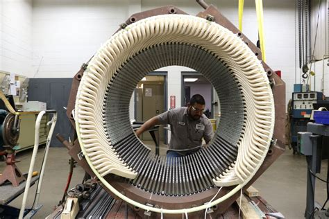 Electric Motor Service by Industrial Electric Motor Repairs Taw